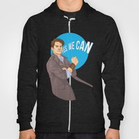 Yes We Can Hoody