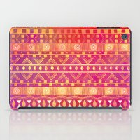 Inspired Aztec Pattern iPad Case