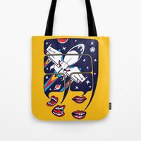 Let's Talk About Spacesh… Tote Bag