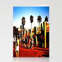 California Adventuring Stationery Cards