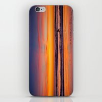 Vibrant Sky iPhone & iPod Skin