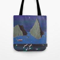 Evil Mermaids Tote Bag