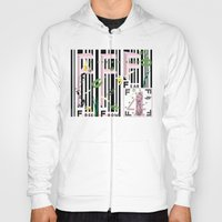 Four Freedoms Barcode Bl… Hoody