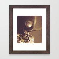 The Horned God Framed Art Print