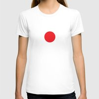 japan T-shirts featuring Japan by Mike Oncley