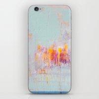 vast sky iPhone & iPod Skin
