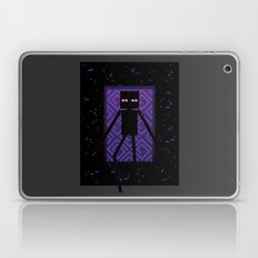 Here Comes The Enderman! Laptop & iPad Skin