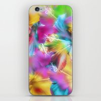 Hibiscus Dream  iPhone & iPod Skin