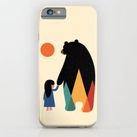 iPhone Cases featuring Go Home by Andy Westface
