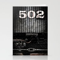 502 Stationery Cards