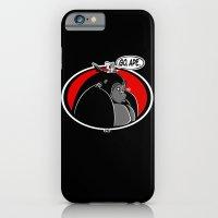 iPhone & iPod Case featuring GO, APE by Jason van Zwieten
