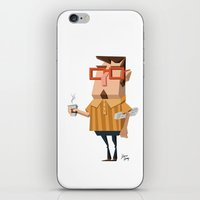 Carl Cappuccino  iPhone & iPod Skin