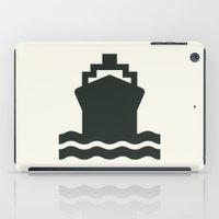 Ship iPad Case