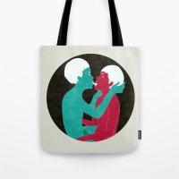 future lovers-no.2 Tote Bag