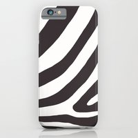 iPhone Cases featuring Zebra Print by Regan's World