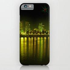emerald city of roses iPhone 6 Slim Case