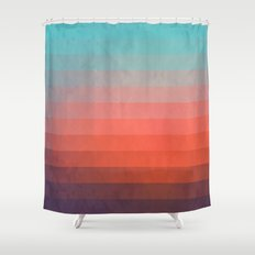 Blww Wytxynng Shower Curtain
