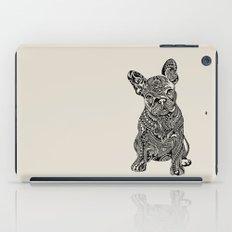 Polynesian  Frenchie iPad Case