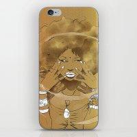 Aire de las Nieves iPhone & iPod Skin