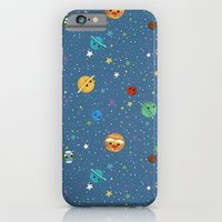 Out Of This World Cuteness iPhone 6 Slim Case