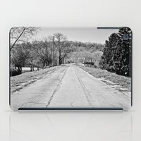 Long Road To Ruin iPad Case