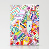 CIRCUS -C A N D Y- POP Stationery Cards