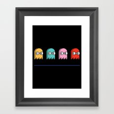 Extreme Haunting Framed Art Print