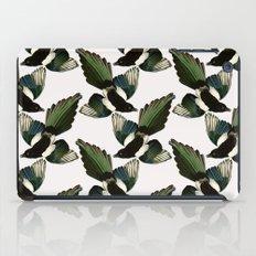 A Tiding Of Magpies iPad Case