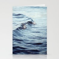 The Curl Stationery Cards