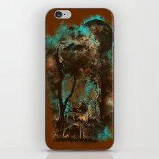 THE LOST FOREST iPhone & iPod Skin