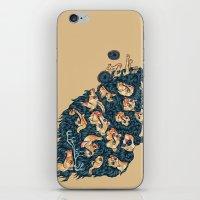 Leave no one behind iPhone & iPod Skin