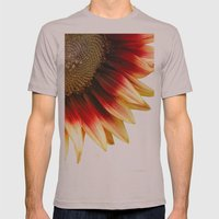 Sunflower Mens Fitted Tee Cinder SMALL