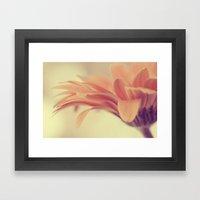 Dainty Framed Art Print