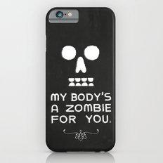 Zombie Love iPhone 6s Slim Case