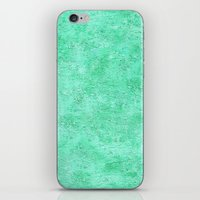 Jade Texture iPhone & iPod Skin