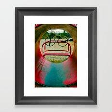 Better Days Framed Art Print