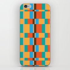 color patterns iPhone & iPod Skin