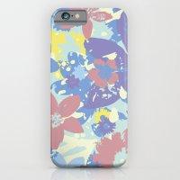 SECRET GARDEN II iPhone 6 Slim Case