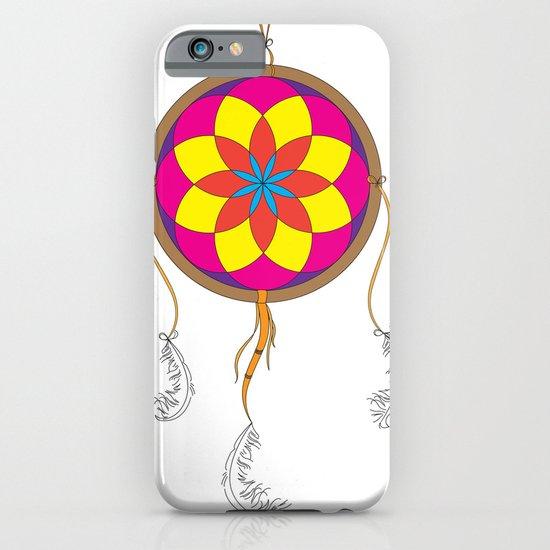 Dream Catcher Colour iPhone & iPod Case