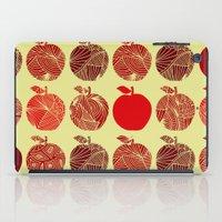 Autumn Apples iPad Case