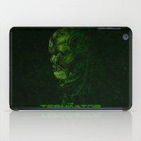 The Terminator - Version… iPad Case