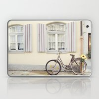 Retro bike Laptop & iPad Skin