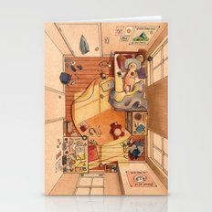 Lonely Afternoons Stationery Cards