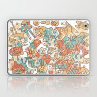 Schema 19 Laptop & iPad Skin