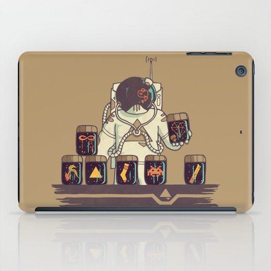 Kleptonaut iPad Case