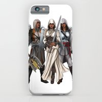 Warrior Angels iPhone 6 Slim Case