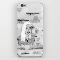 Blancontrol iPhone & iPod Skin