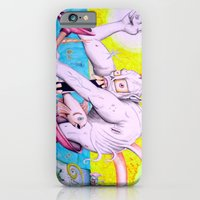 iPhone & iPod Case featuring Realm II : The Plumber by Bili Kribbs