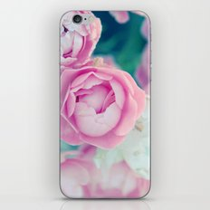 Miss Rose iPhone & iPod Skin
