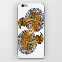 SAINT DODO  iPhone & iPod Skin